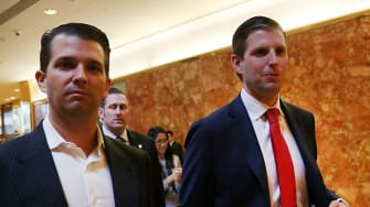 Donald Trump's sons