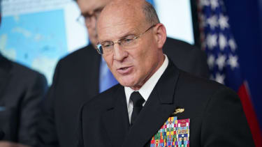 Chief of Naval Operations Adm. Mike Gilday.