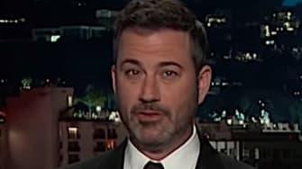 Jimmy Kimmel mocks Trump social media summit