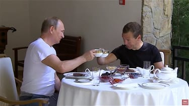 Just how wealthy and corrupt is Vlaldimir Putin? The BBC takes a look