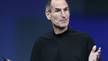 Steve Jobs may be battling out Sarah Palin, Glenn Beck, Lady Gaga and others for the Time Person of the Year spot.