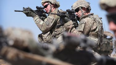 War on ISIS estimated to add $40 billion per year to military spending