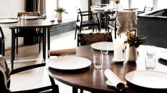 The best restaurant in the world is Copenhagen's Noma