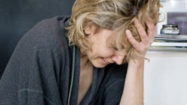 Just let it out and you'll feel better? Maybe not: A new study says that crying may not improve our moods at all.