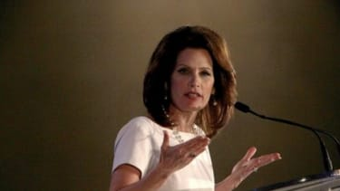 Michele Bachmann is standing by her statement that the fight to end slavery began with our Founding Fathers, and she's not alone in believing that version of history.