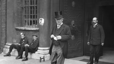 Prime Minister Herbert Asquith.