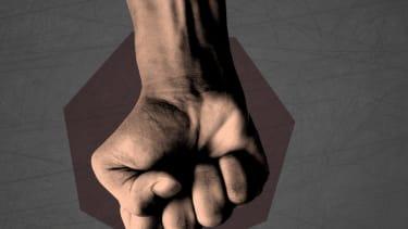 A fist.