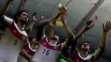 Germany will win the World Cup, video game predicts
