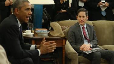 Obama may appoint an 'Ebola czar'
