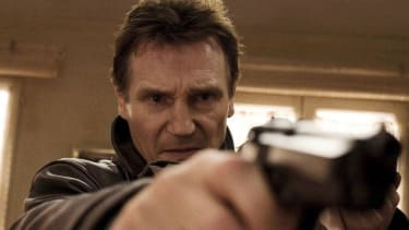 Liam Neeson speaks out in favor of gun control