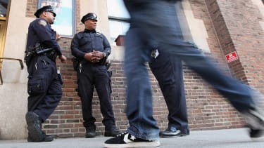 Brooklyn cops are handing out fake jaywalking tickets