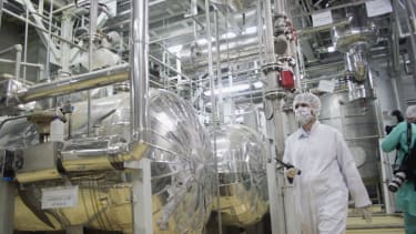 Iran denies deal with U.S. to ship enriched uranium to Russia