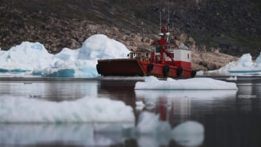 Study: Humans are responsible for nearly 70 percent of recent glacier melt