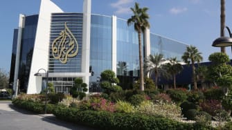 Al Jazeera headquarters.