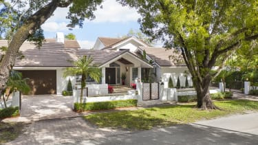 A home in Florida.
