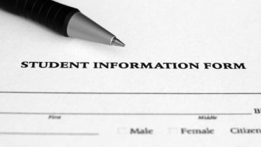 Critics say asking college applicants for their criminal records is racist