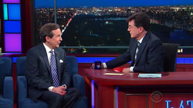 Chris Wallace says Fox News isn't a conservative network