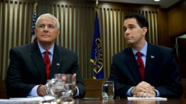 If Democrats fail to recall Wisconsin Gov. Scott Walker on Tuesday, President Obama could be at risk of losing the traditionally blue state to Mitt Romney in November.