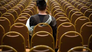 A graduate.