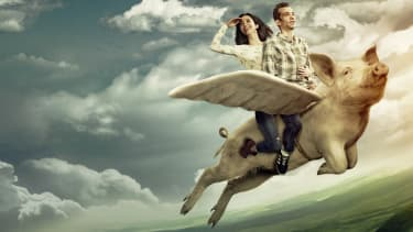 Pigs fly in season 3 of the FX show.
