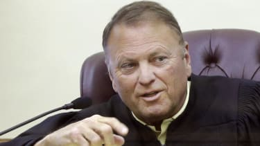Arkansas judge strikes down state's gay marriage ban