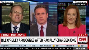 Former Trump adviser defends Bill OReilly