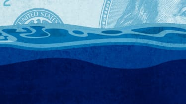 Water and money.