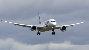 The hacker could manipulate the steering of a Boeing jet while it was on autopilot.