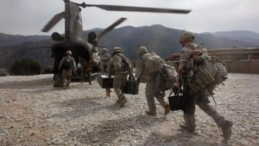 Taliban celebrates U.S. 'defeat' in Afghanistan