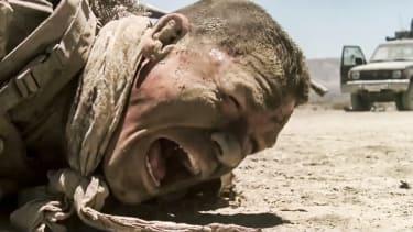 John Cena in The Wall.