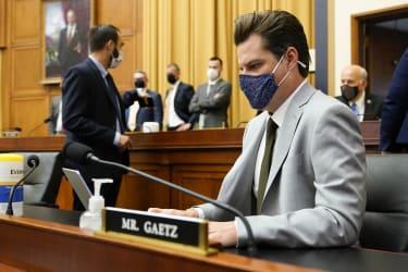 Matt Gaetz.