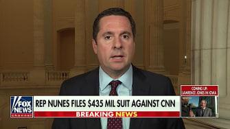 Devin Nunes talks to Fox News