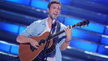 """""""American Idol"""" winner Phillip Phillips' """"Home"""" is the most downloaded coronation song in the show's history."""