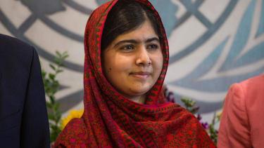 Malala will donate $50,000 to rebuild Gaza schools