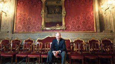 Harvard Professor Robert Putnam.