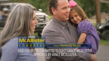 Scandal-plagued Louisiana congressman airs TV ad with his wife