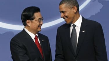 Obama plays host: Chinese President Hu Jintao will be treated to two dinners, a State Department lunch, and several joint appearances while visiting the capital.