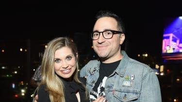 Danielle Fishel and Jensen Karp.