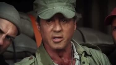 The Expendables 3 looks like the movie the first two Expendables should have been