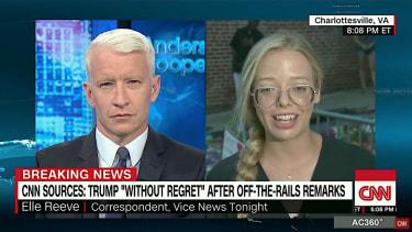 Vice News' Elle Reeve fact-checks Trumps