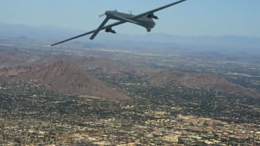 Report: Drones ineffective in securing Mexican border