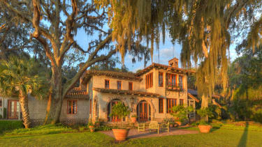 Mediterranean-style homes for sale