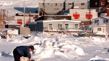 Iqaluit.