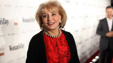 Barbara Walters' last day on The View is May 16