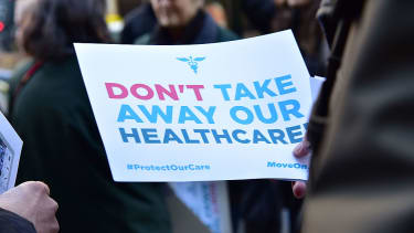 A majority of Americans want to keep Obamacare.