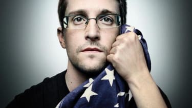Edward Snowden: 'I care more about the country than what happens to me'