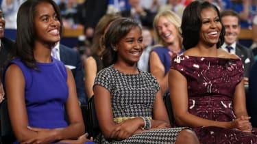 Michelle Obama's parenting secret