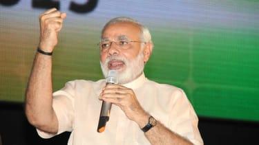 India's Narendra Modi won a landslide victory