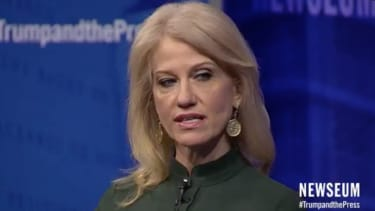 Kellyanne Conway complains about liars.