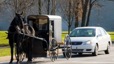 There are no age restrictions or skill tests for Amish buggy driving, but after a deadly crash in Indiana, critics say there ought to be.
